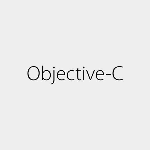 Hello World với Objective-C